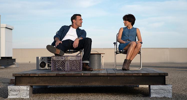 Jon Hamm i Natalie Portman w filmie Lucy wśród gwiazd