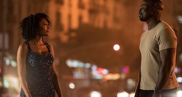 [Spoiler] Misty Knight na zdjęciu z drugiego sezonu serialu Luke Cage