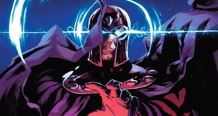 """Komiksowa środa: """"Magneto"""" w serii Superzłoczyńcy Marvela"""