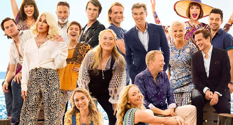 Gwiazdy filmu Mamma Mia: Here We Go Again zdradzają kulisy produkcji