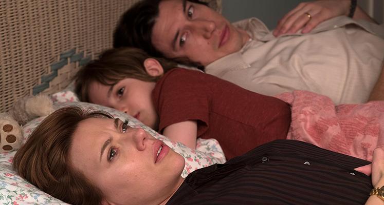 """Scarlett Johansson i Adam Driver w pierwszym zwiastunie dramatu """"Historia małżeńska"""""""