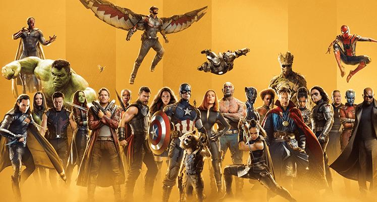 W 2024 roku zobaczymy cztery filmy Marvela. Disney ujawnia daty premier