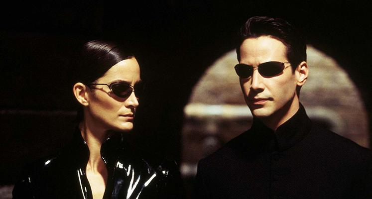 "Keanu Reeves i Carrie-Anne Moss wracają na plan ""Matriksa 4"""