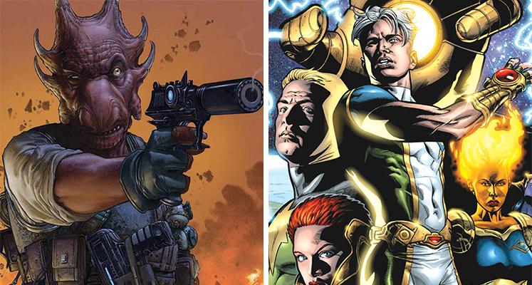Komiksowa środa: Marvel Boy i Mroczne czasy 2
