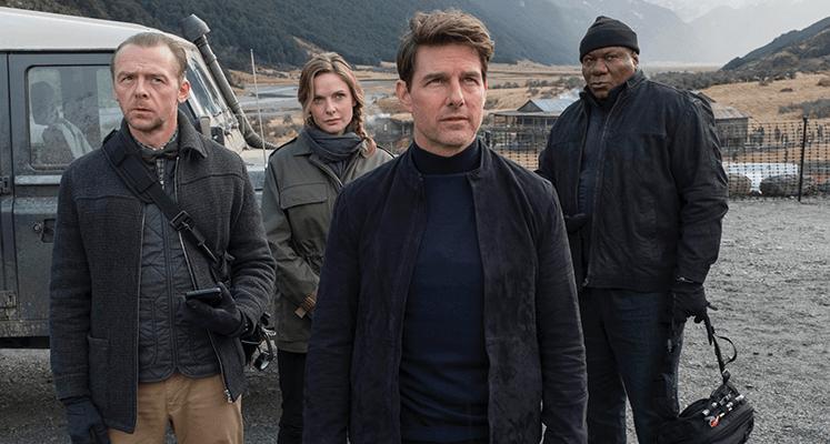 Mission: Impossible - Fallout w grudniu na Blu-ray i 4K UHD - znamy szczegóły