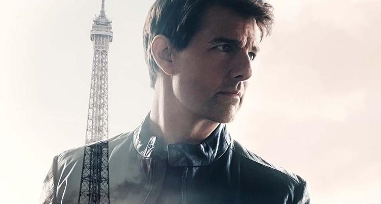 MI 6 - Tom Cruise i Henry Cavill na spotkaniu z Białą Wdową