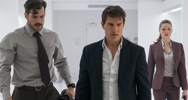 Mission: Impossible - Fallout - bohaterowie na nowych zdjęciach