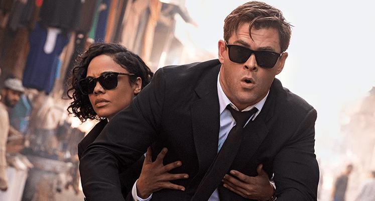 Ile film Men in Black zarobił pierwszego dnia w kinach? Znamy wynik