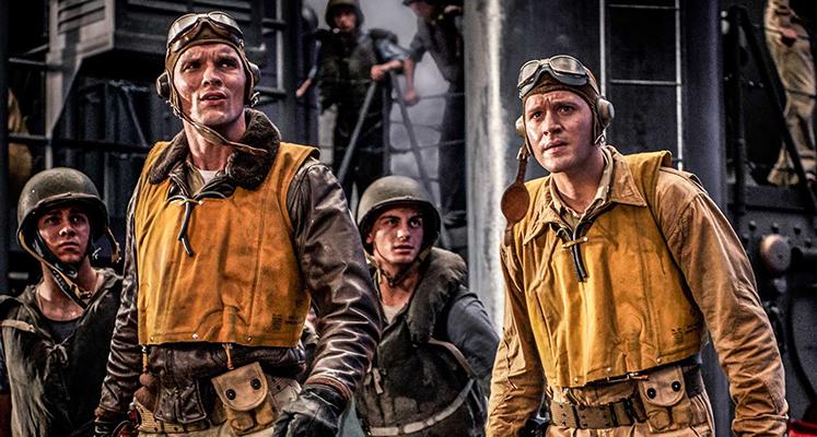 """""""Midway"""" – poznajcie bohaterów filmu Roland Emmerich na nowych plakatach"""