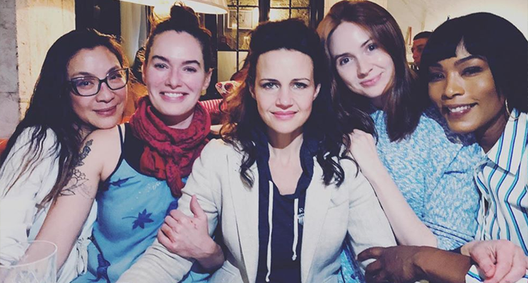 "Karen Gillan i Lena Headey zakończyły prace nad filmem ""Gunpowder Milkshake"""
