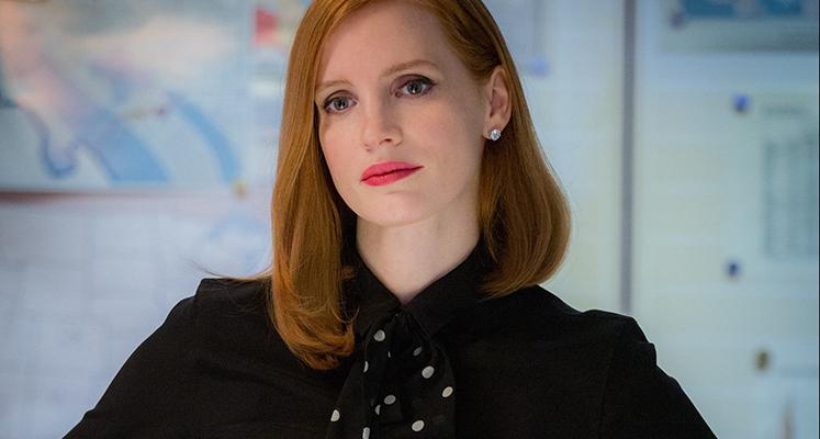 """Jessica Chastain dołączy do Ralpha Fiennesa w """"The Forgiven"""""""