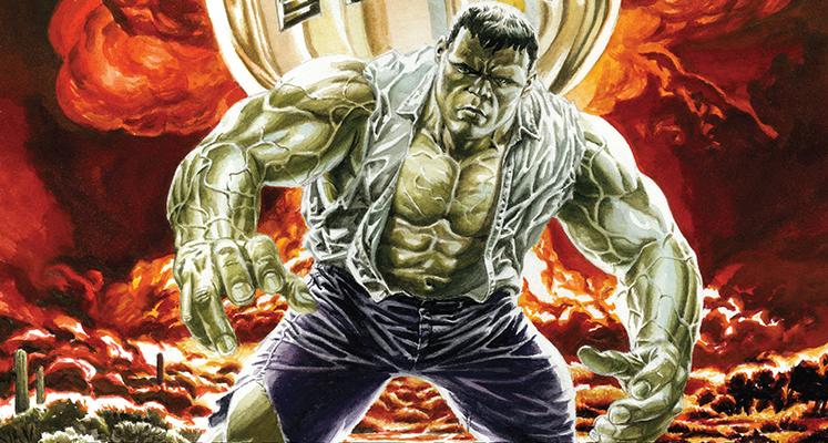 Grzech pierworodny: Hulk kontra Iron Man - recenzja komiksu