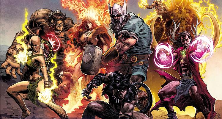 MARVEL NA ŚWIEŻO #1: Po Secret Empire, w przededniu Marvel Legacy