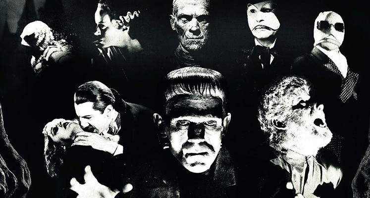 Universal Classic Monsters Collection za £10