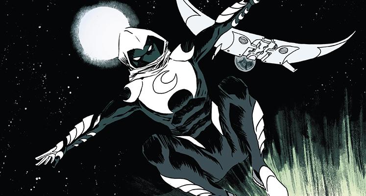 Moon Knight tom 1: Z martwych - prezentacja komiksu
