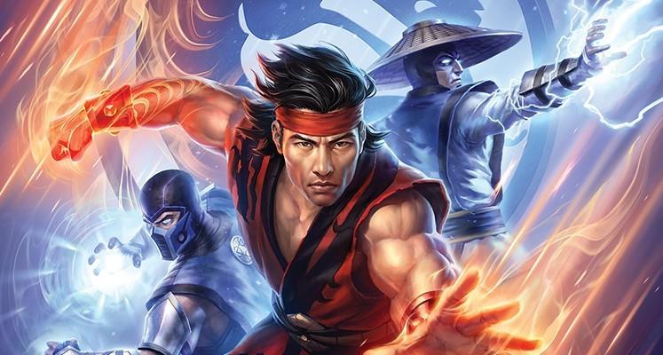 Legendy Mortal Kombat: Starcie królestw
