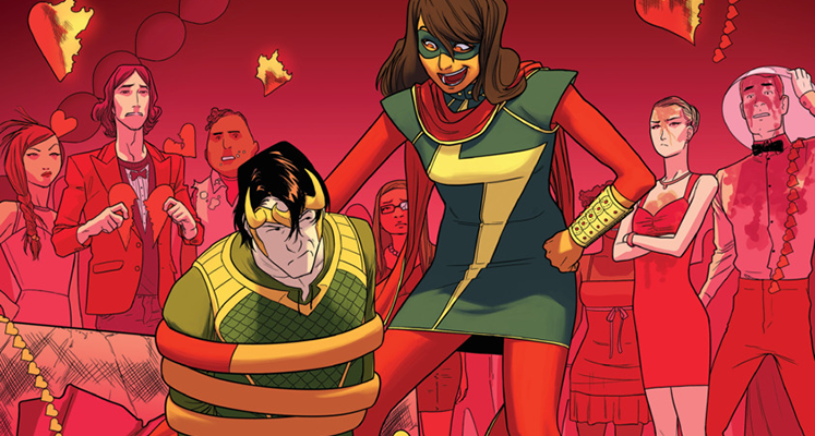 Ms. Marvel tom 3: Zdruzgotana - recenzja komiksu