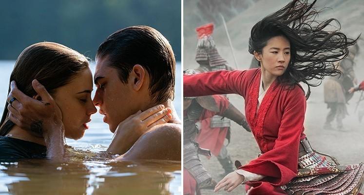 "Box Office Polska – ""Mulan"" słabsza od ""After 2"""