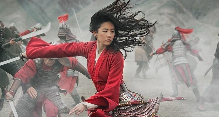 """Liu Yifei jako Mulan w filmie """"Mulan"""""""