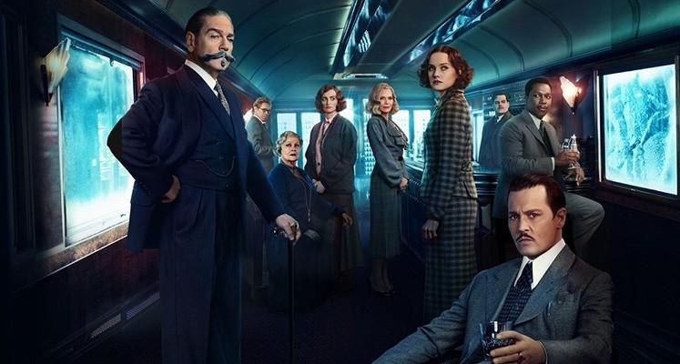 Morderstwo w Orient Expressie na UHD 4K i Blu-ray - ruszył pre-order