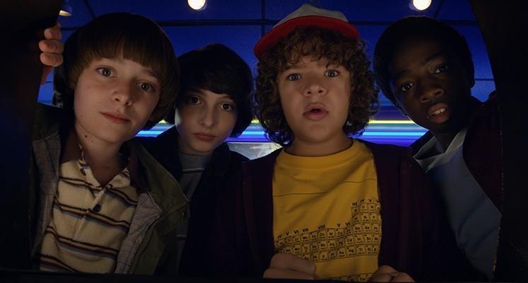 Stranger Things najchętniej oglądanym serialem w USA
