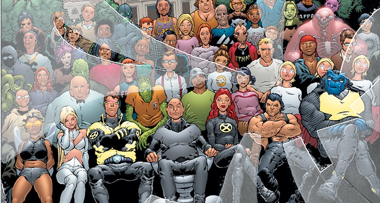 """""""New X-Men"""" tom 2 już w maju. Data premiery, plansze i szczegóły"""