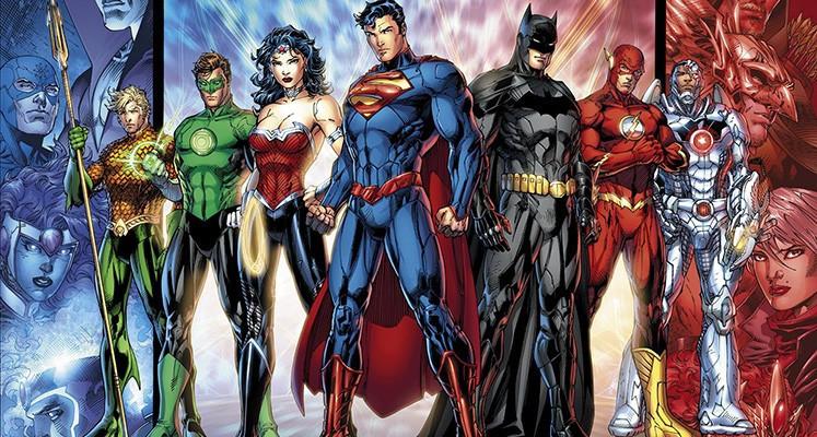 60% rabatu na komiksy z Nowego DC Comics!