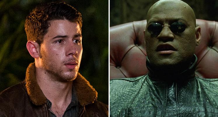Nick Jonas i Laurence Fishburne zagrają w kolejnej adaptacji komiksu