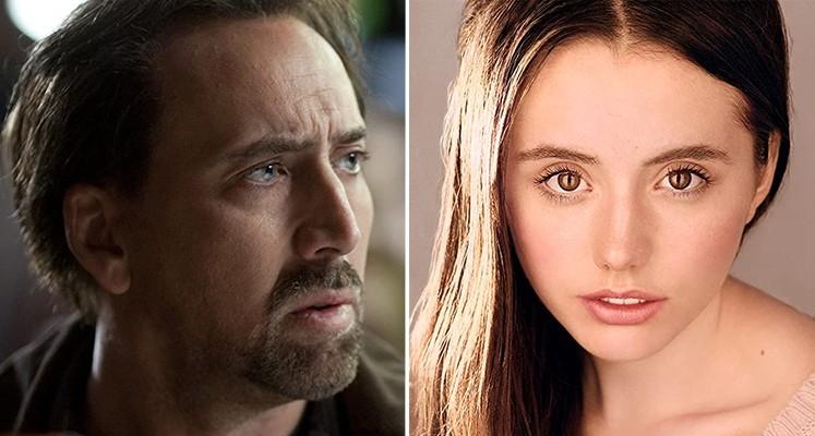 Córka Michaela Sheena dołącza do obsady autosatyrycznej komedii z Nicolasem Cage'em