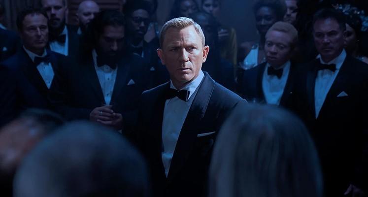 """Box Office – """"Nie czas umierać"""" przebija 300 mln dolarów po dwóch weekendach"""
