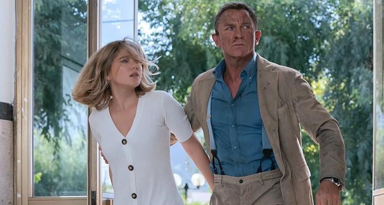 """Daniel Craig ostatni raz w roli Bonda – nowy zwiastun """"Nie czas umierać"""""""