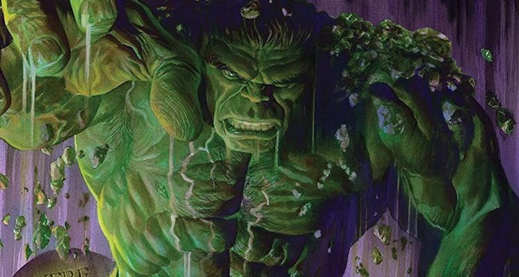 """""""Nieśmiertelny Hulk"""" tom 1 – recenzja komiksu. Horror w superbohaterskich realiach"""