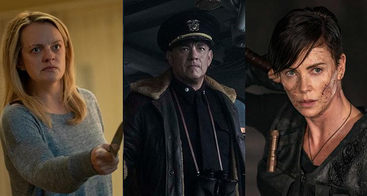 """Filmowe premiery tygodnia 06.07-12.07: """"Niewidzialny człowiek"""", """"Misja Greyhound"""" i inne"""