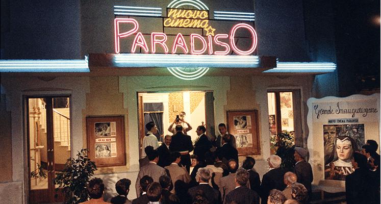 NOSTALGICZNA NIEDZIELA #35: Cinema Paradiso