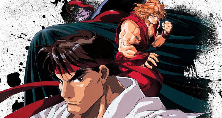 NOSTALGICZNA NIEDZIELA #65: Street Fighter II - The Animated Movie