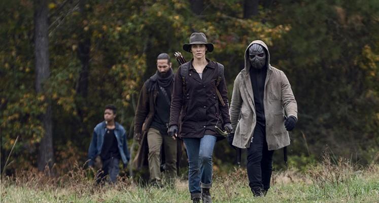 """Nowa zapowiedź i plakat bonusowych odcinków 10. sezonu """"The Walking Dead"""""""
