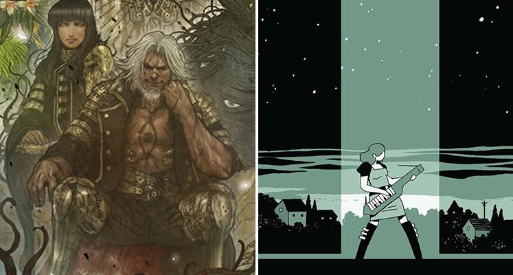 Przegląd nowości kwietnia od Non Stop Comics