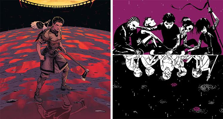 Przegląd nowości maja od Non Stop Comics
