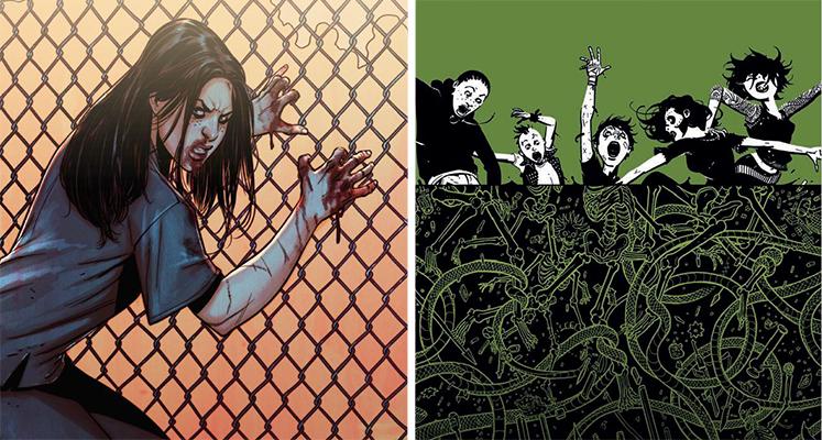 Przegląd nowości września od Non Stop Comics