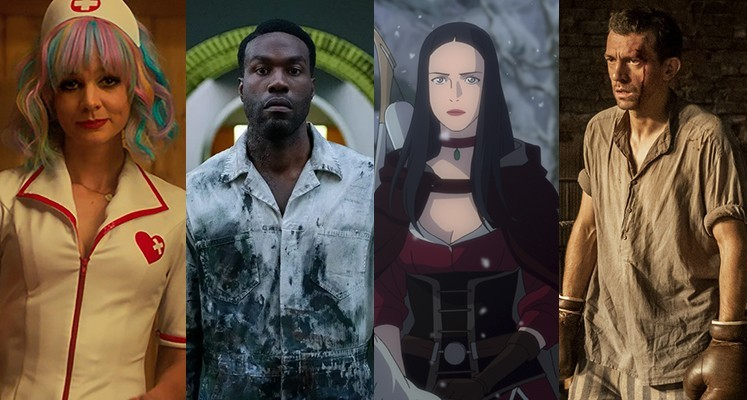 """Filmowe premiery tygodnia 23.08-29.08: """"Candyman"""", """"Zupa nic"""", """"Wiedźmin: Zmora Wilka"""" i inne"""