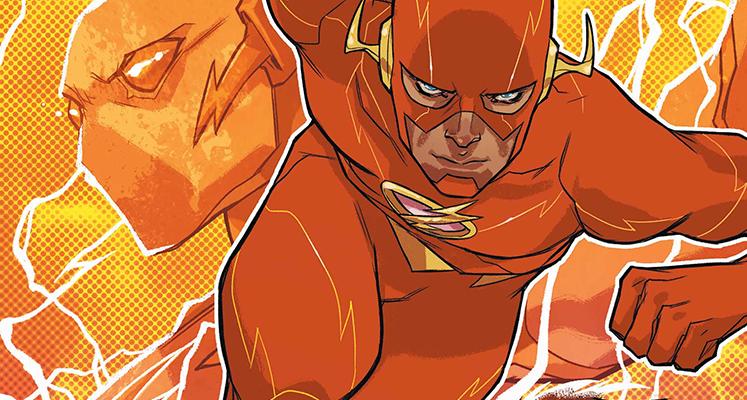 Flash tom 1: Piorun uderza dwa razy - prezentacja komiksu