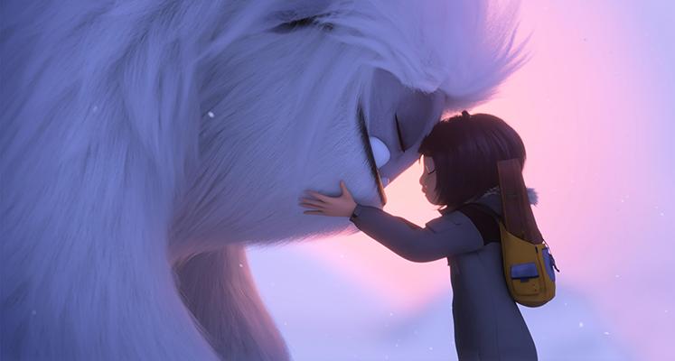 O Yeti! - zwiastun nowej animacji od twórców Jak wytresować smoka