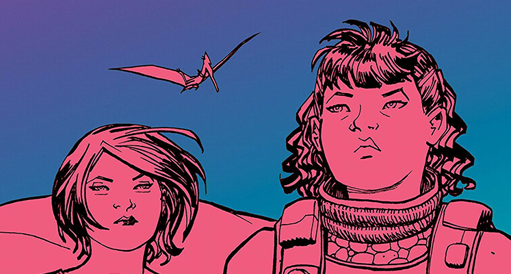 Paper Girls tom 2 - recenzja komiksu