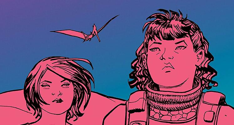 Paper Girls tom 2 - recenzja komiksu