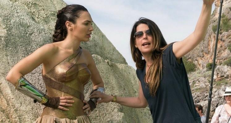 Warner Bros. przedłuża kontrakt z reżyserką Wonder Woman