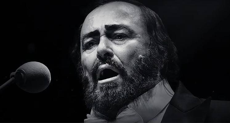 Pavarotti - pierwszy zwiastun dokumentu Rona Howarda