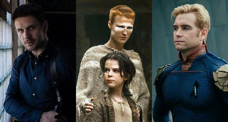 """Filmowe premiery tygodnia 31.08-06.09: """"Wychowane przez wilki"""", """"The Boys"""" i inne"""