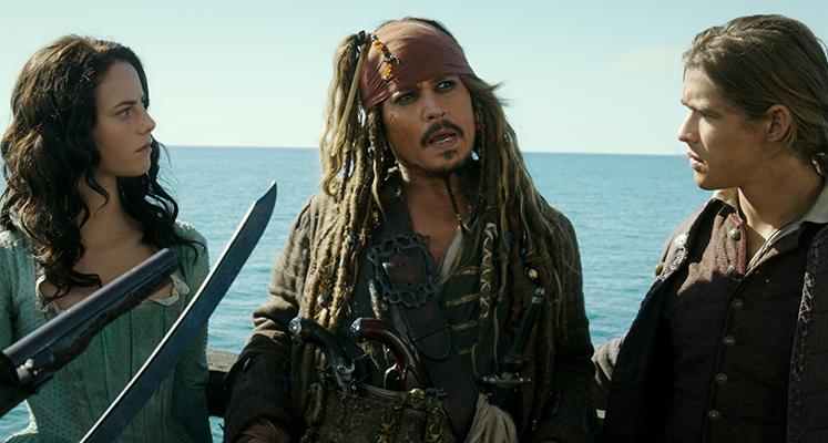 Piraci z Karaibów: Zemsta Salazara - recenzja filmu i wydania Blu-ray [3D+2D, opakowanie plastikowe]