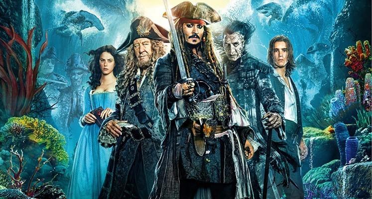 """Konkurs - wygraj soundtrack z filmu """"Piraci z Karaibów: Zemsta Salazara""""!"""