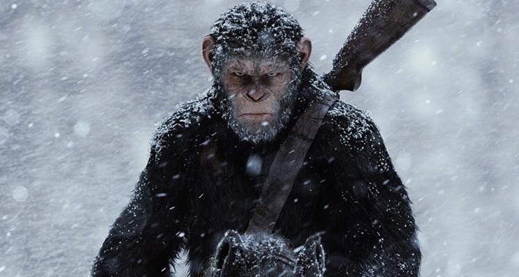 Wojna o planetę małp - lista dodatków w wydaniach UHD i Blu-ray